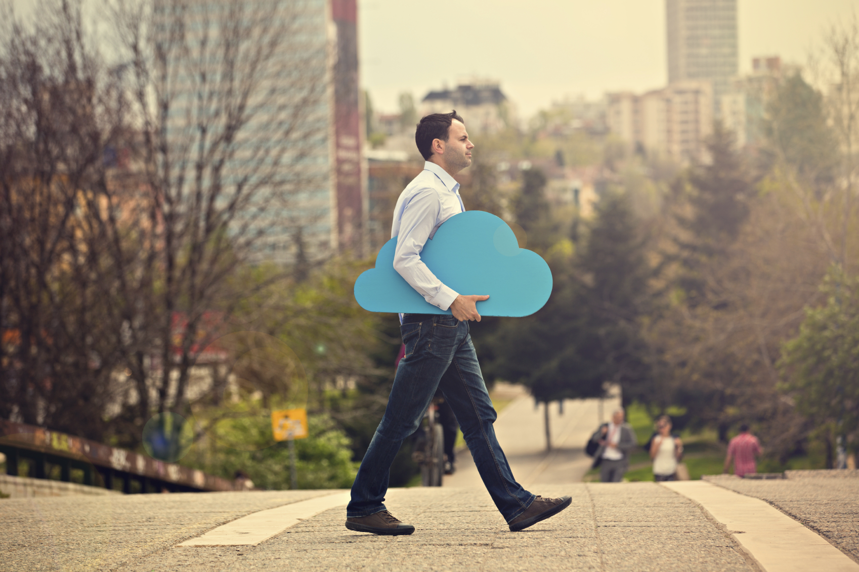 Living in the Cloud: The Continuing Platformitization of Business